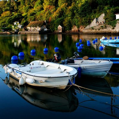 The T/T Pootle, Dittisham