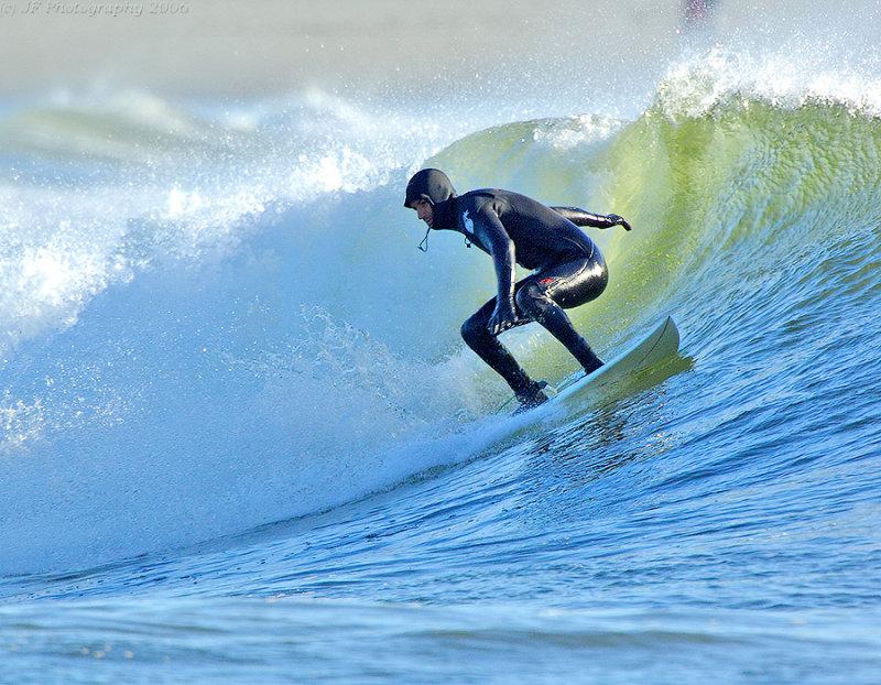 _JFF3195  Surfing, Kennebunk Maine