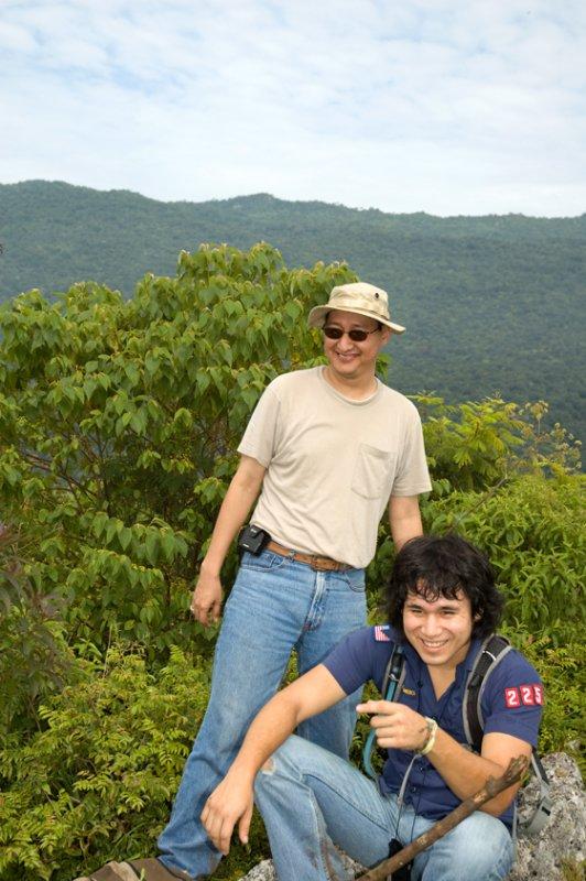 Victor, Luis = North Hill