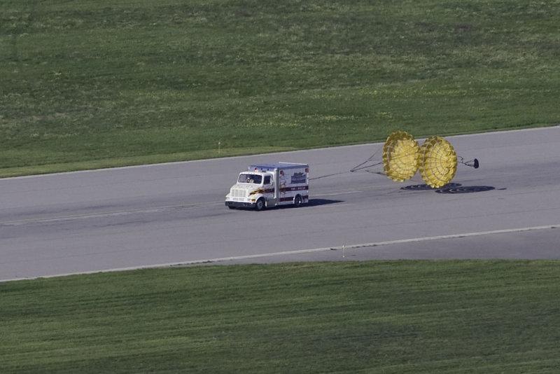 Jet-powered ambulance