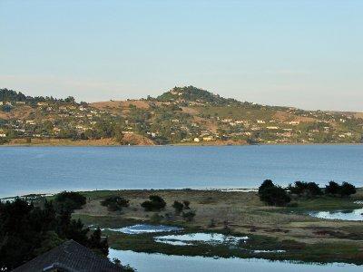 Tiburon view