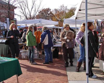 Saturday at Eastern Market