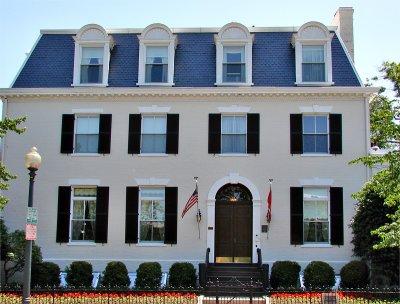 Marine Commandants House