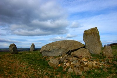 Bourtie Stone Circle..