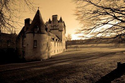 Castle Fraser..