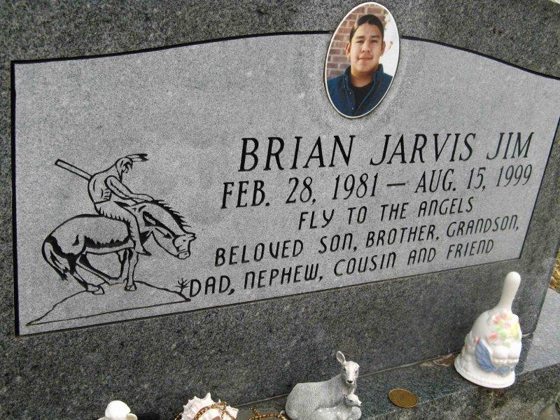 Brian Jarvis  Jim, 1981- 1999