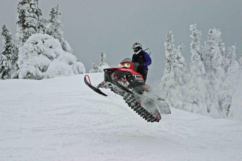 Paul Jumping Polaris HO 2006 600