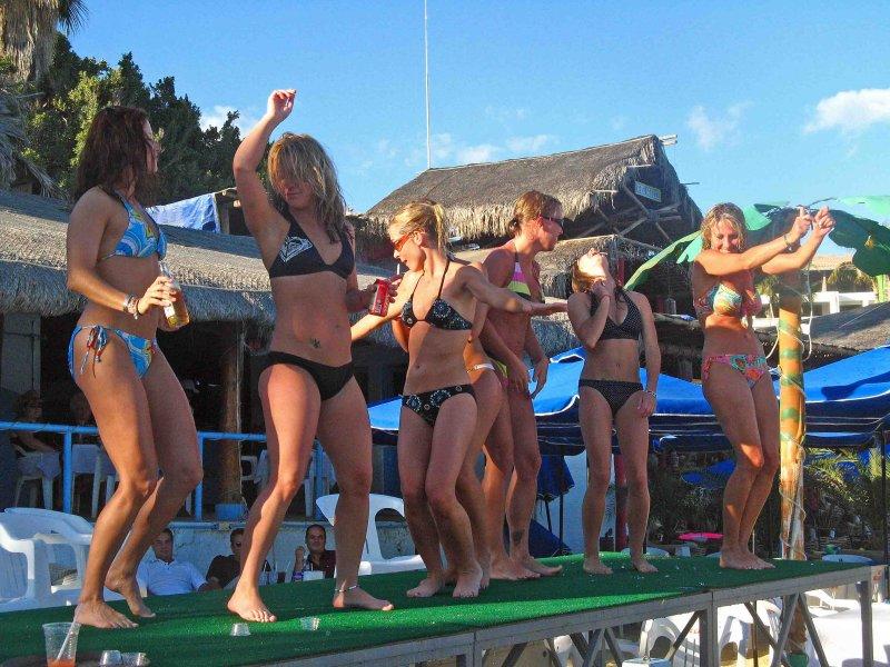 Bikini Finals ( Tonya Far Right)
