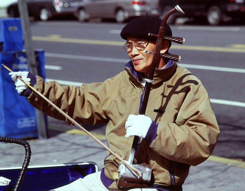 Street Soloist