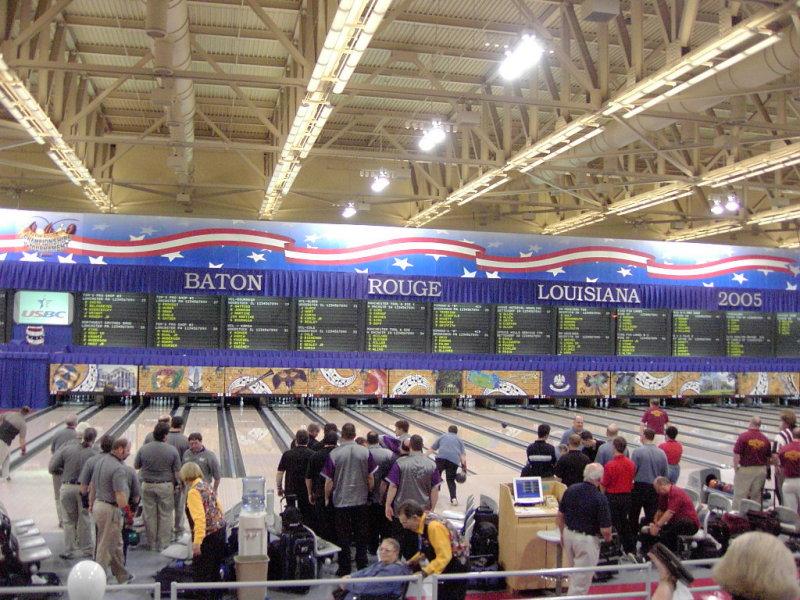 Baton Rouge USBC 2005