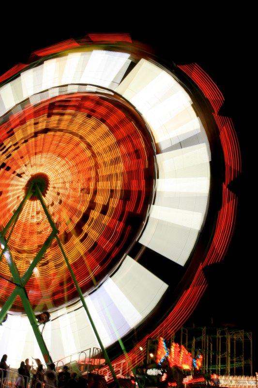 September 26th - Spinning Wheel