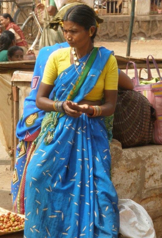 Woman, Sanjay Bazaar