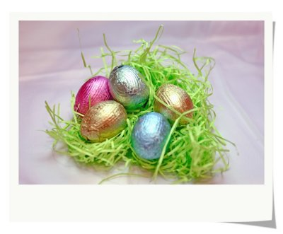 祝大家復活節快樂