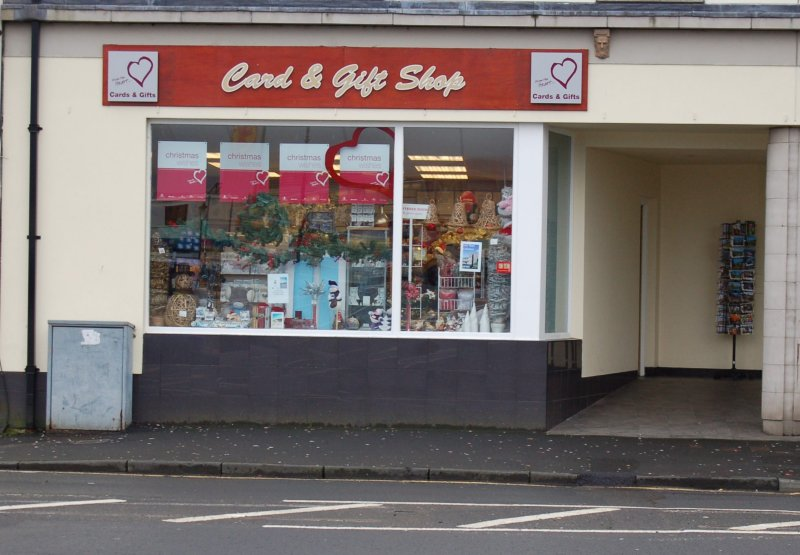 Card and Gift Shop