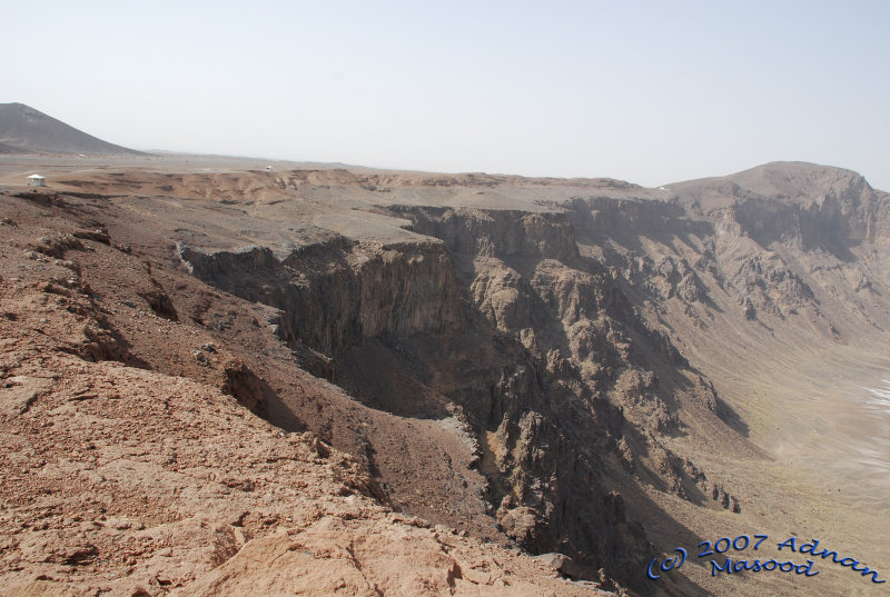 Crater walls view from Southern ash cone.jpg