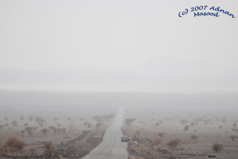 Road coming to crater during Sand Storm.jpg
