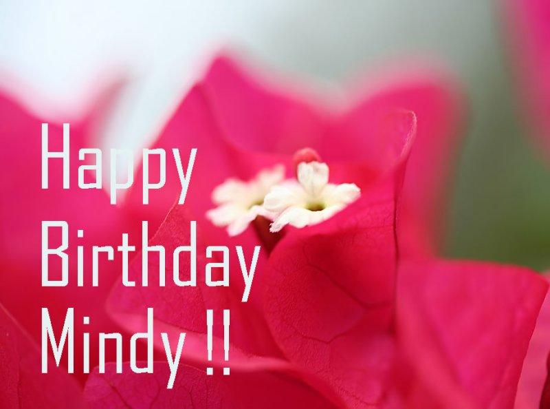 happy birthday mindy Happy Birthday Mindy~ 8th January 2007 photo   laine photos at  happy birthday mindy
