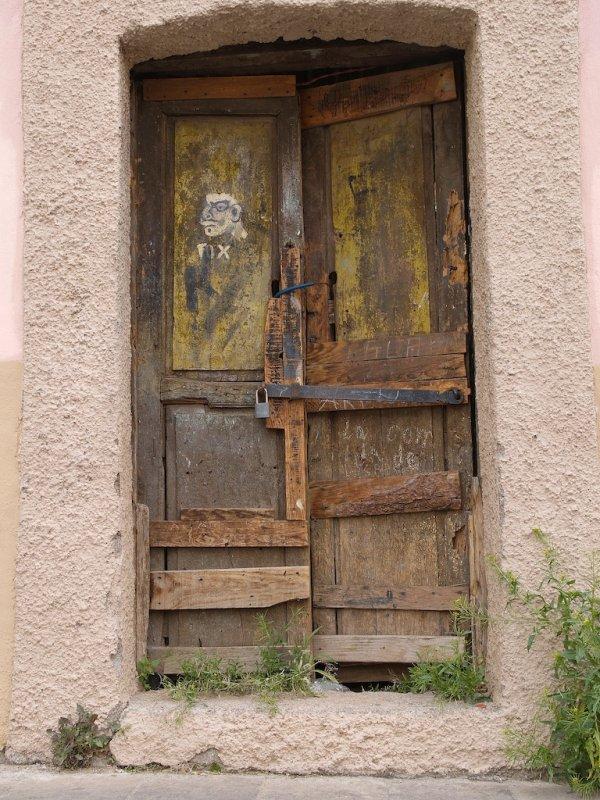 Zacatecas: Door 1