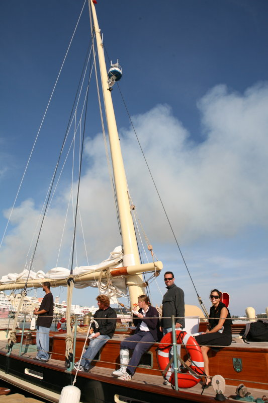 Spirit of Bermuda crew2