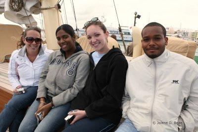 Bermuda College students