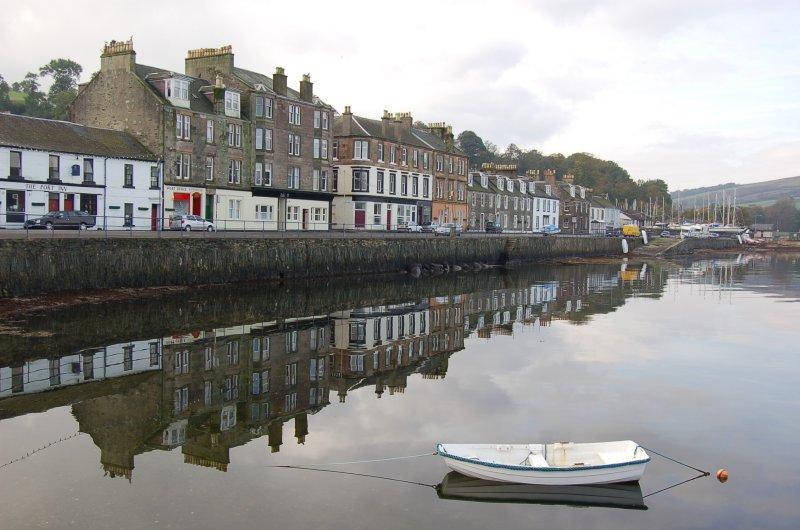 18th October - Port Bannatyne
