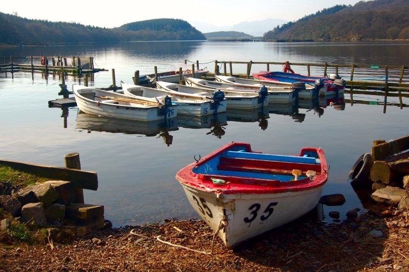 2nd April - Loch Fad Fishing
