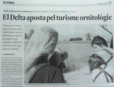 Diari Ebre 27th of August 2006