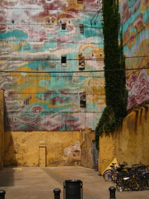 mur<br><b>wall</b>