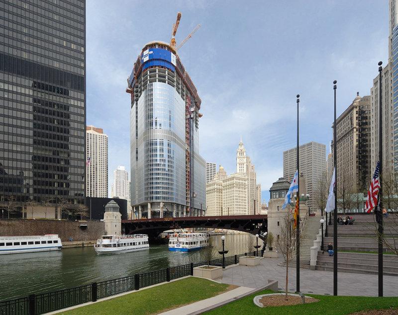 Trump Tower Chicago,  2007/04/24