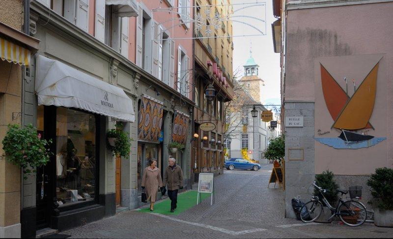 Rue du Lac & Ruelle du Lac