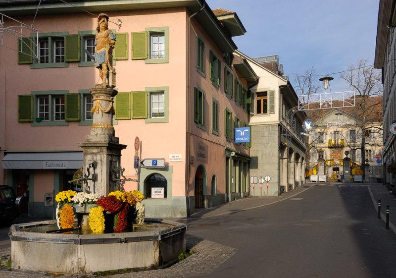 Rue Deux Marches & Rue du Centre