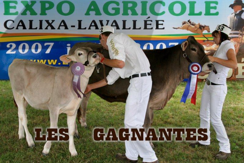 EXPO AGRICOLE ( Calixa-Lavallée 2007 )