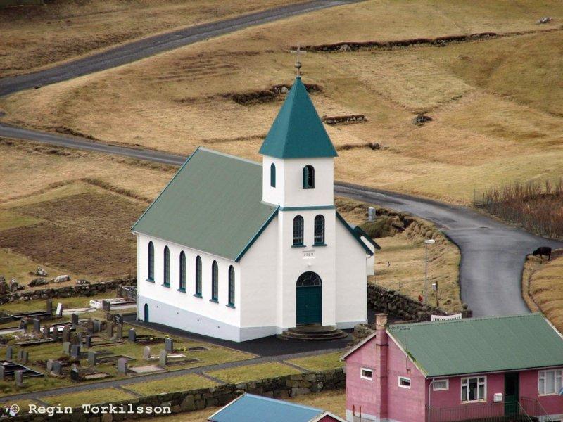 Gjáar Kirkja