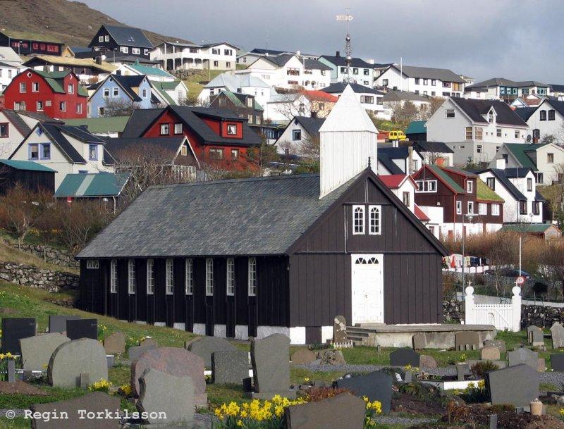 Sørvágs Kirkja
