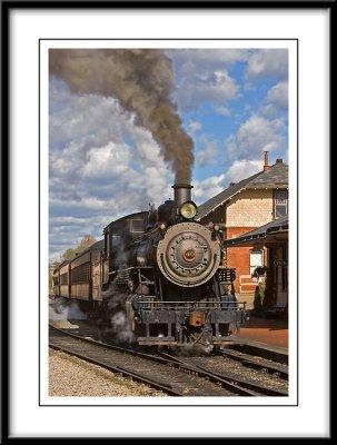 New Hope Steam Train