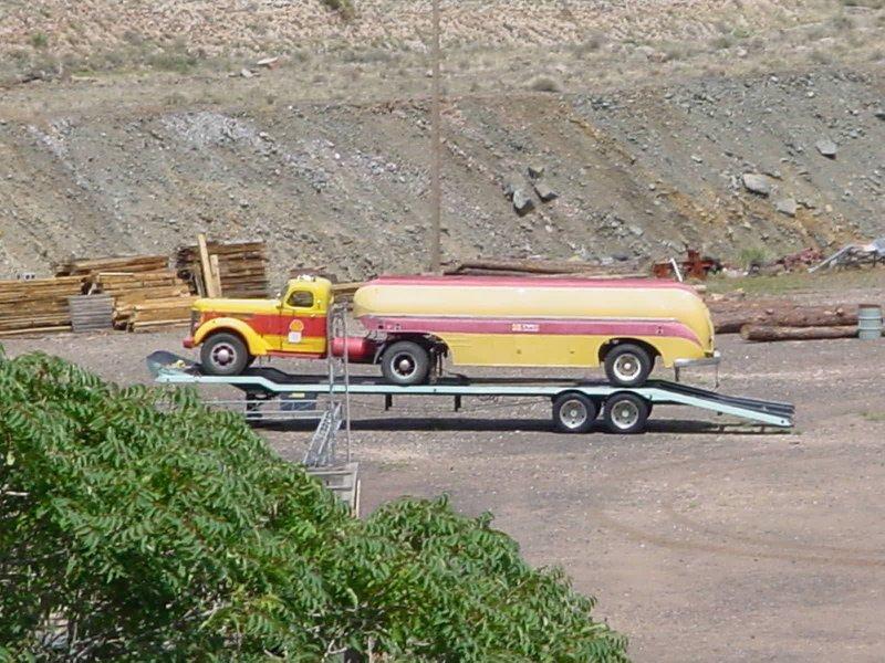 big yellow transport
