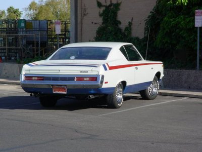 <br><b>Charger ?? AMX ?? </b>