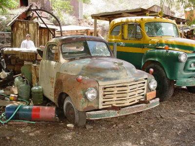 Studebaker truck