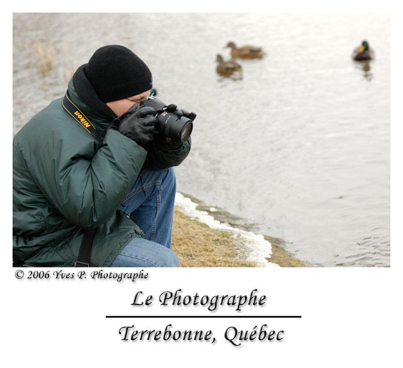Le Photographe ...