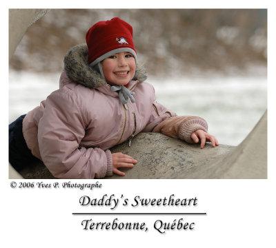 Daddy's Sweetheart ...