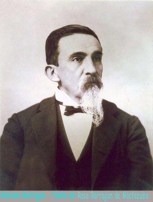 Mariano Barragán Moctezuma Andrada