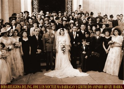 Familia Moctezuma Arvizu
