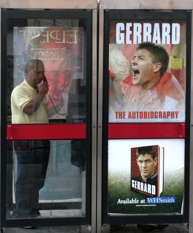 Gerrard in the Box