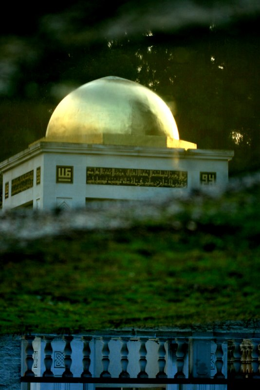 September 29 2007: <br> Dome