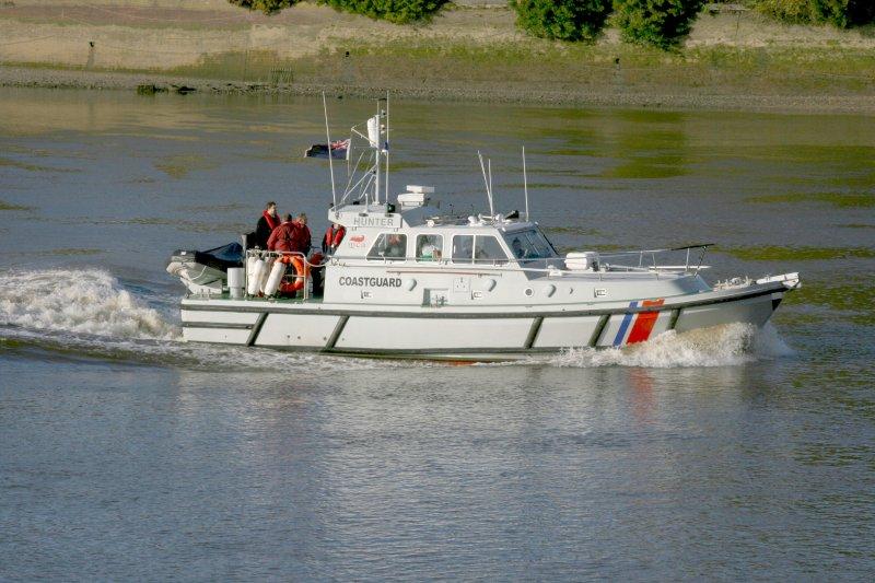 Coastguard at Battersea ?