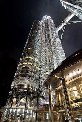 Twin Tower Side Profile II