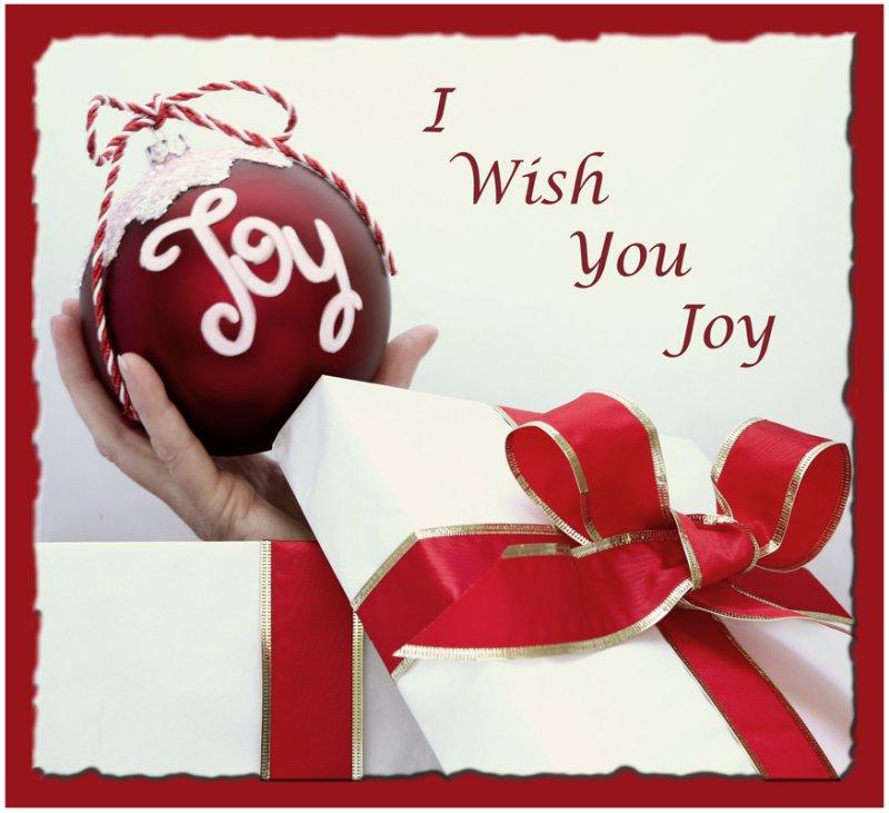 I Wish You Joy