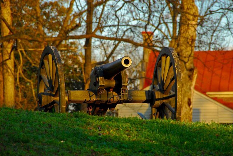 carter house cannon