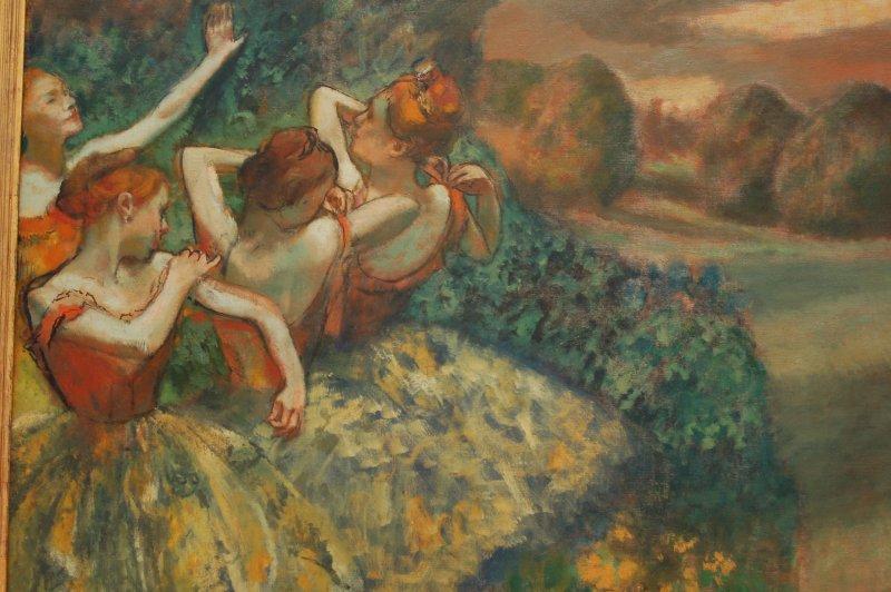 Ballerinas Degas