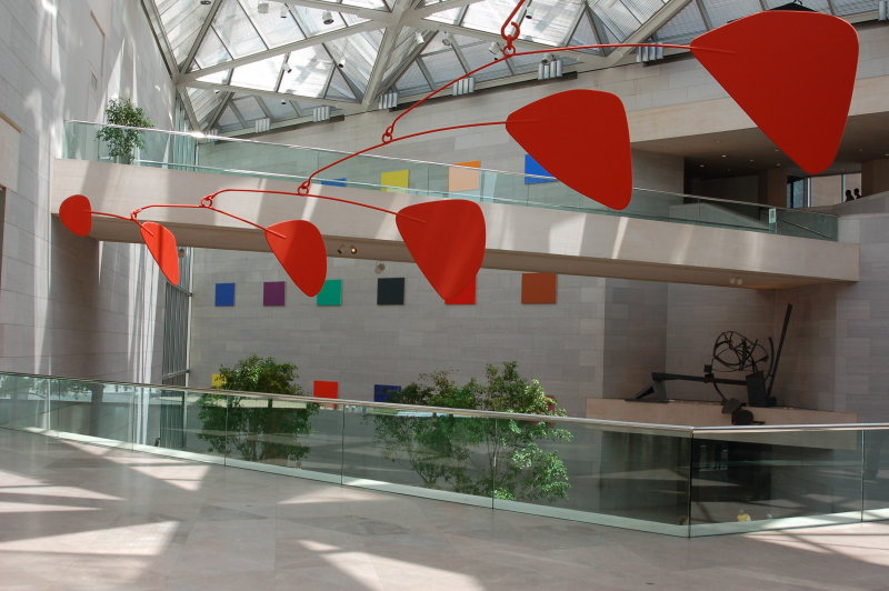 National Gallery of Art Lobby